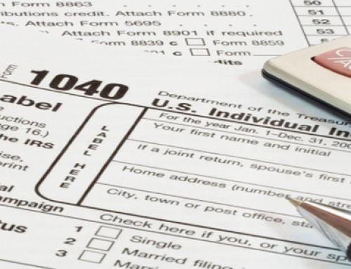 Get Ready For Tax Season- Tips To Avoid Last Minute Rash.